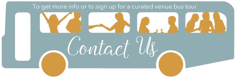 To get more info or to sign up for a curated venue bus tour